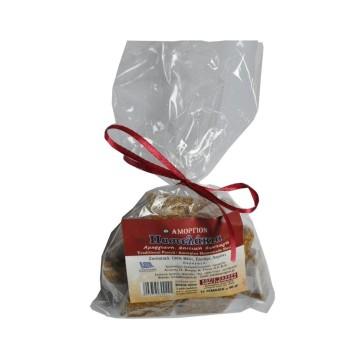 Παραδοσιακό παστέλι Αμόργιον σακουλάκι (12 μπουκίτσες) 96gr