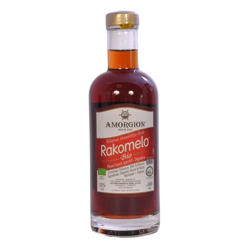 Rakomelo Amorgion Bio 500ml -