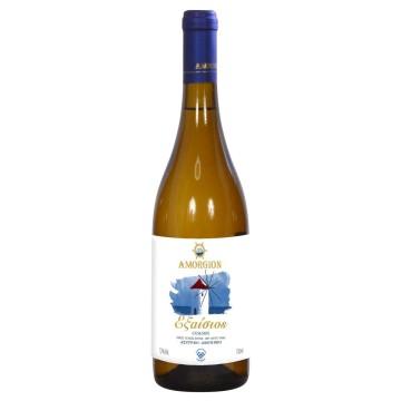 Εξαίσιος λευκός οίνος ξηρός 750ml