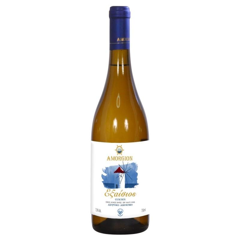 Dry White Wine Authentiko 750ml
