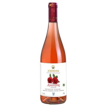 Αγαπητός ροζέ οίνος ξηρός 750ml